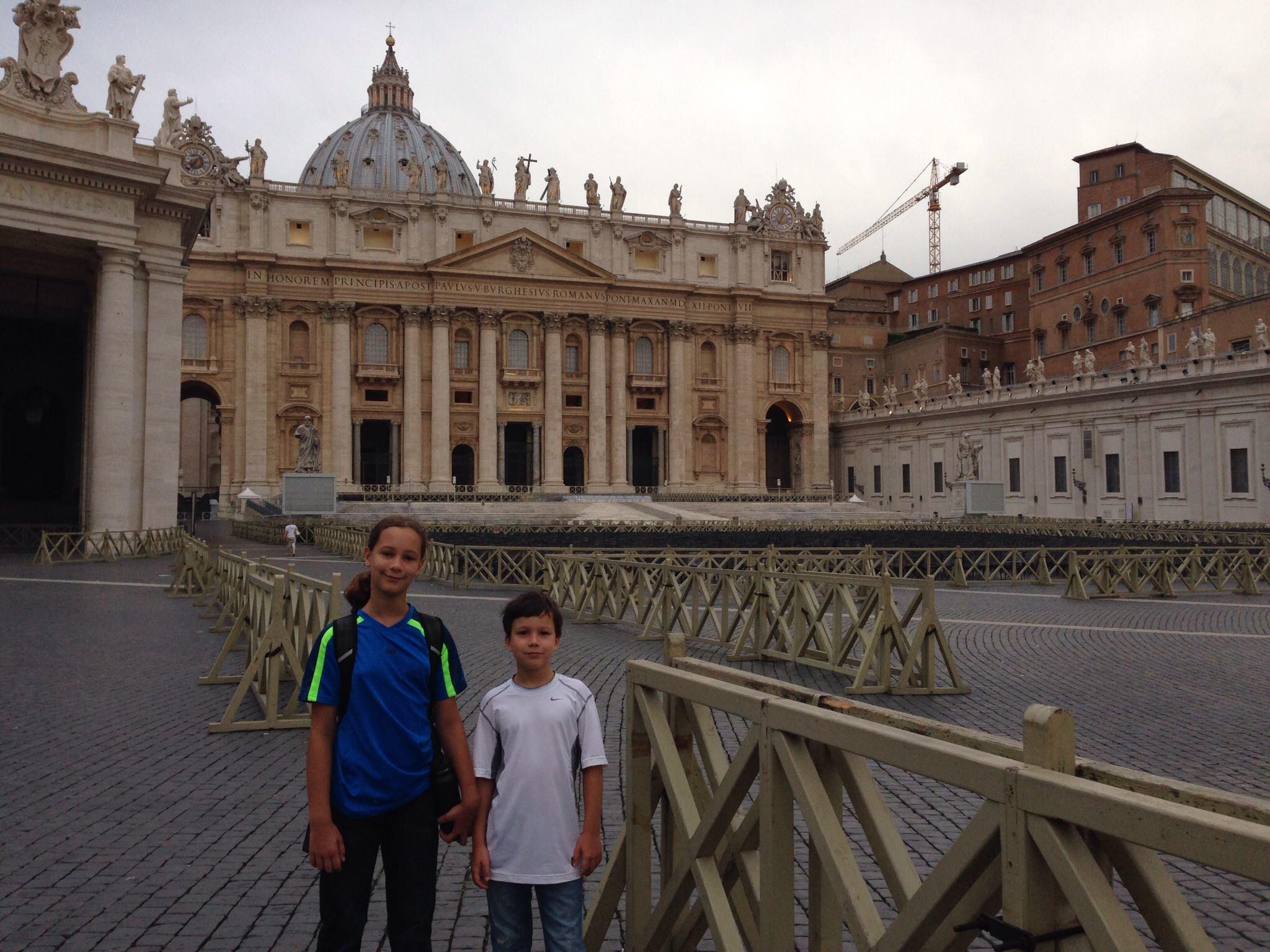 Rome.Vatikan2...2014.08.02