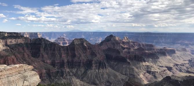 2017/08/25…Page, AZ -> Grand Canyon, North Rim -> Mesquite, UT |Tag 20|